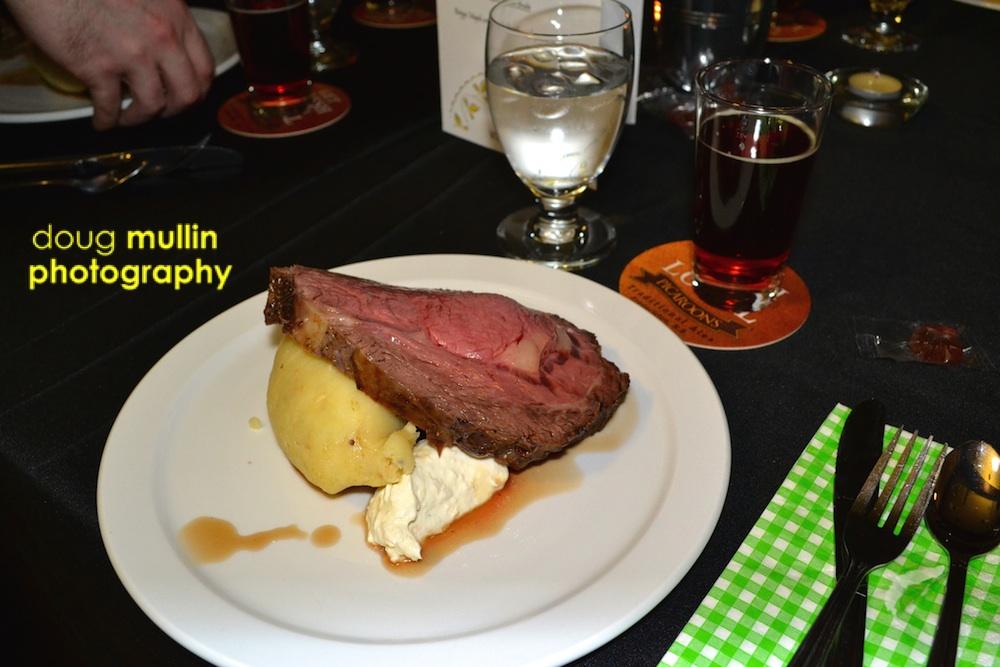 Rib-eye Roast Beef